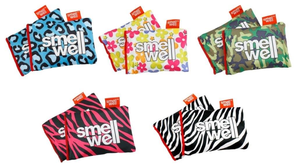 Smellwell findes i forskellige farver. Vælg den Smellwell farve der passer til dig
